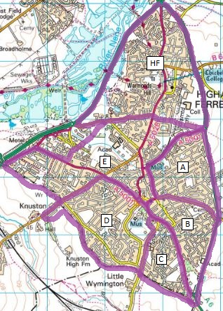 Rushden_leaflet_delivery_map